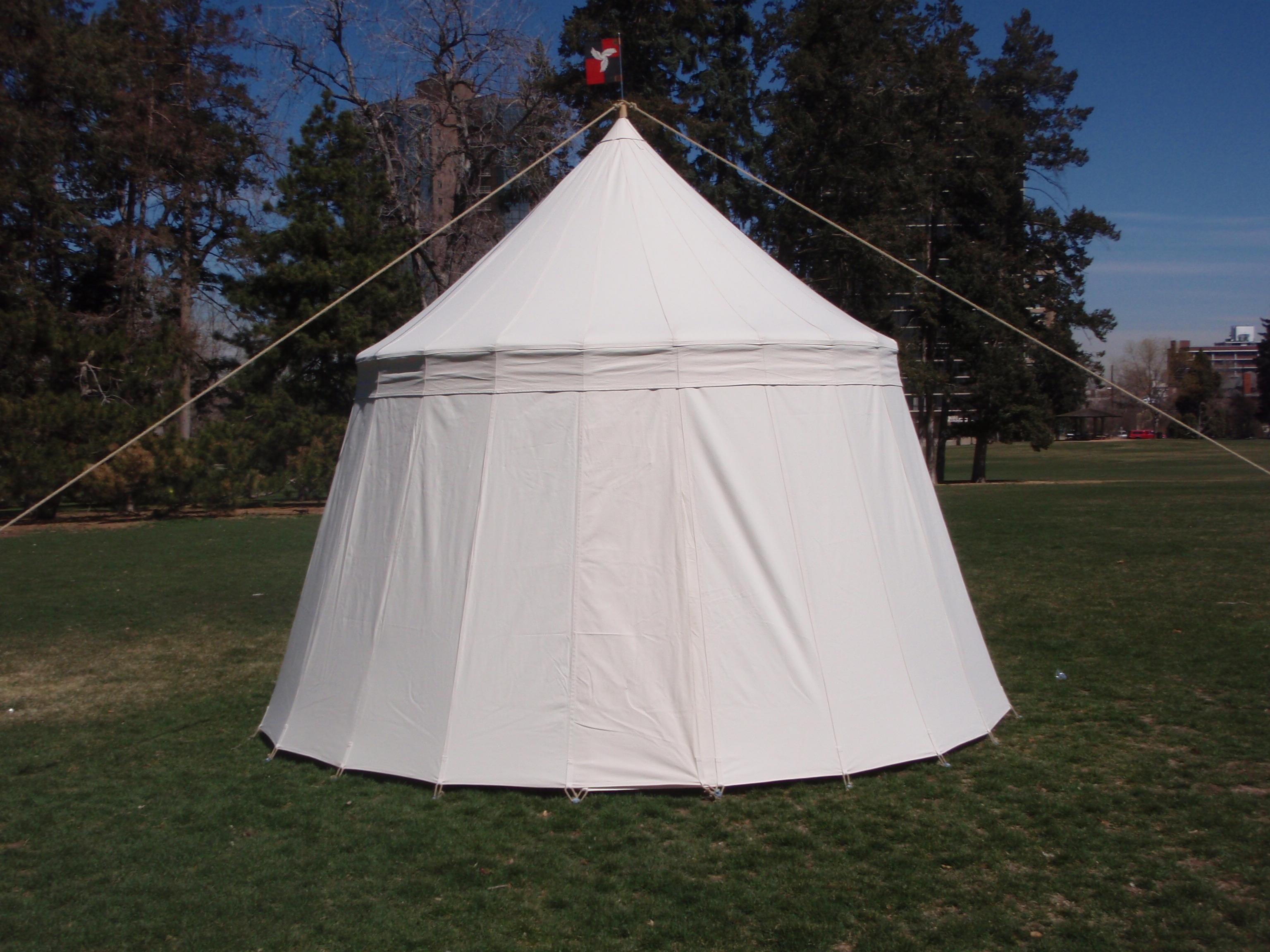 22 Panel tent & Fritz Wilhelm - Tent u003e Panel Width