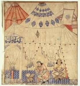 Mughal era painting