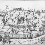 Wagenburg from the Wolfegg Hausbuch
