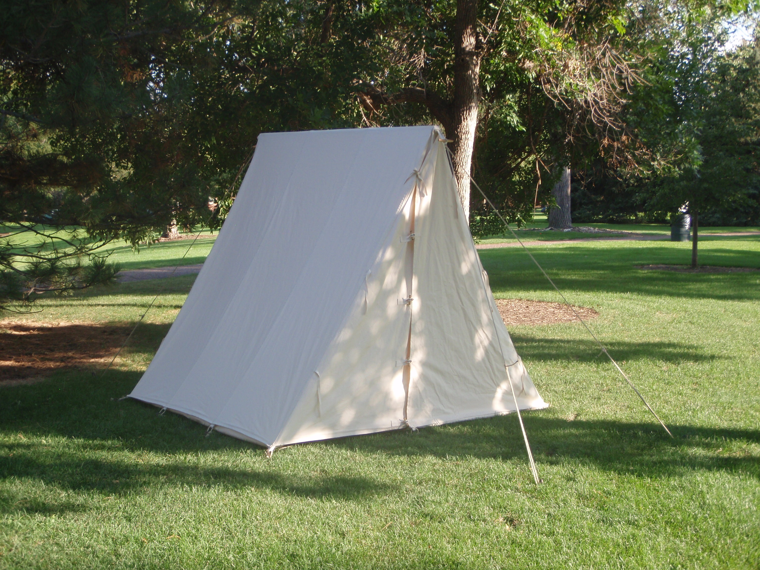 Siennese tents Wedge tent ... & Fritz Wilhelm LLC » Wedge Tent